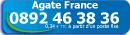 Répondeur météo - 0892 46 38 36 - 0.34 €/min à partir d'un poste fixe